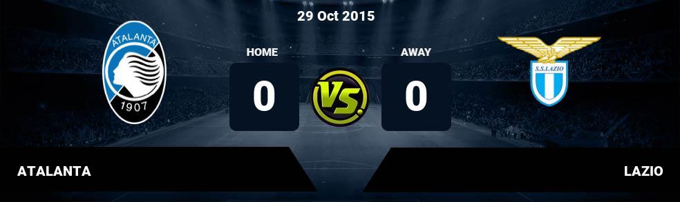 Prediksi ATALANTA vs LAZIO 18 Dec 2018