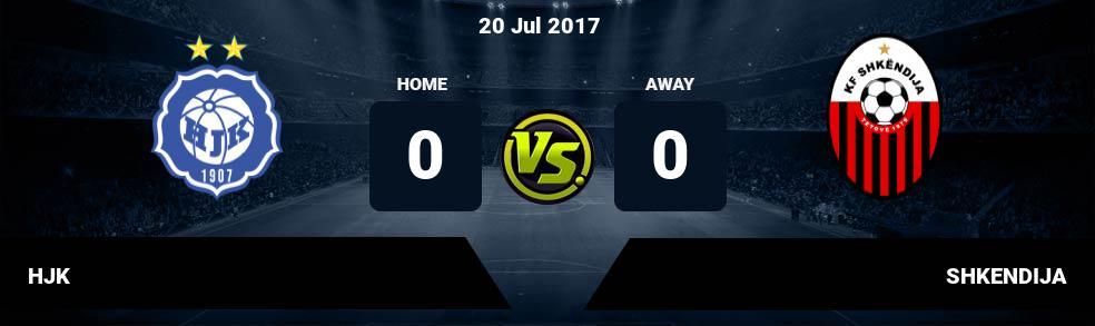 Prediksi HJK vs SHKENDIJA 20 Jul 2017