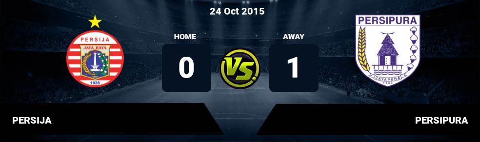 Prediksi PERSIJA vs PERSIPURA 25 May 2018