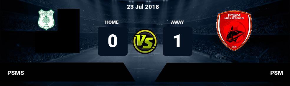 Prediksi PSMS vs PSM 23 Jul 2018