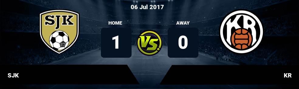 Prediksi SJK vs KR 06 Jul 2017