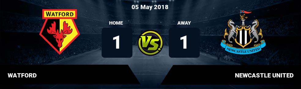 Prediksi WATFORD vs NEWCASTLE UNITED 29 Dec 2018