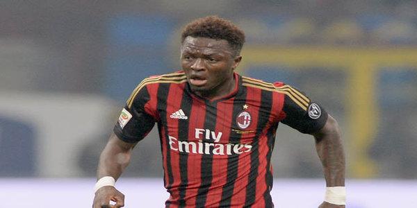 AC Milan Putuskan Kontrak Sulley Muntari