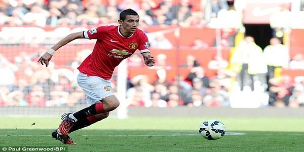 Manchester United Ingin £52 Juta Untuk Di Maria