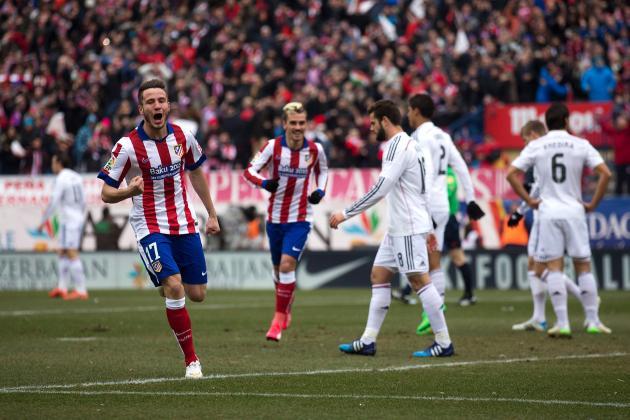 Madrid Gagal Dalam Misinya Menggeser Villarreal