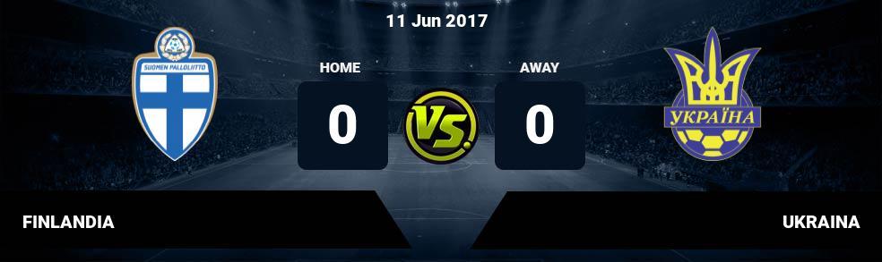 Prediksi FINLANDIA vs UKRAINA 11 Jun 2017